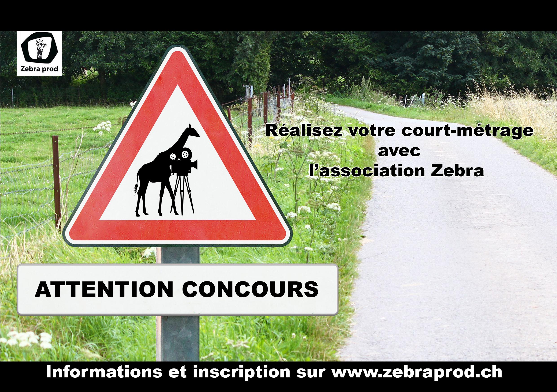 flyer concours zebra