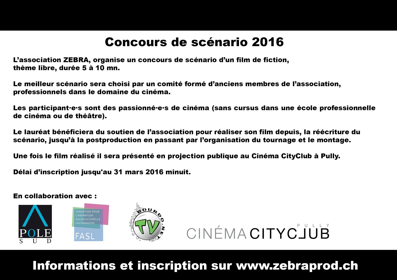 flyer concours zebra2